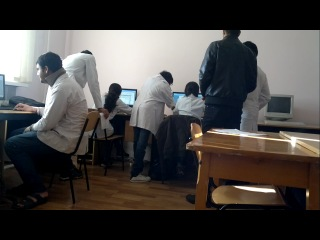 this the second part of my videos with my friend today and in same classroom